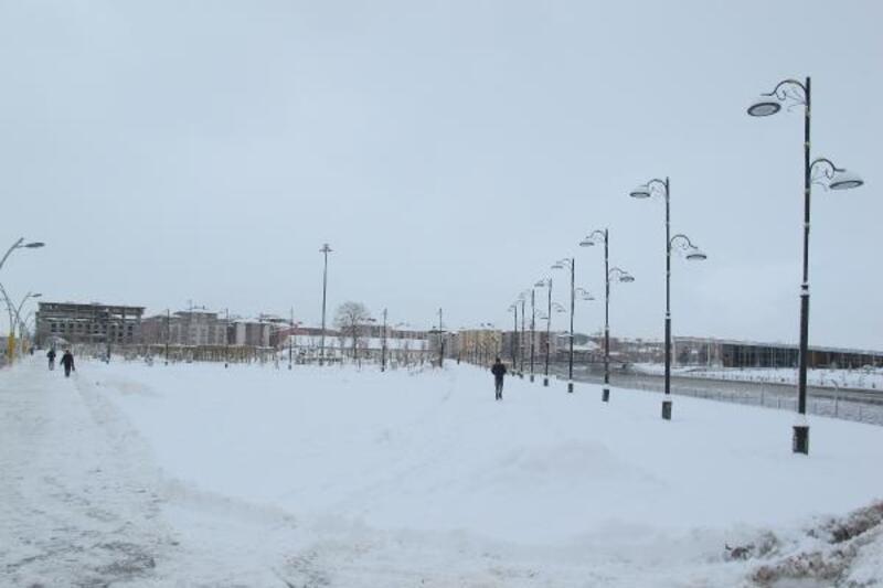 Ağrı ve Erzincan'da taşımalı eğitimde kar tatili