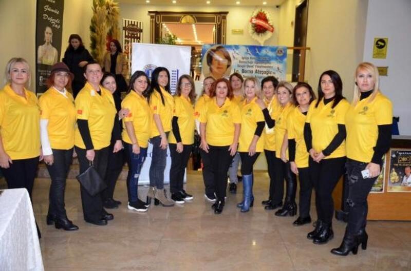 Akdeniz Lions'lardan anlamlı şenlik