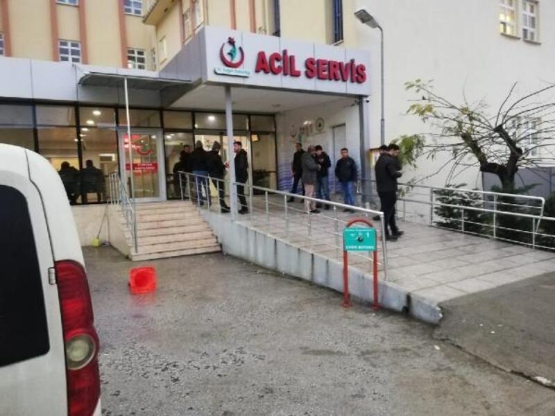 Polis memuru hastanede intihar etti