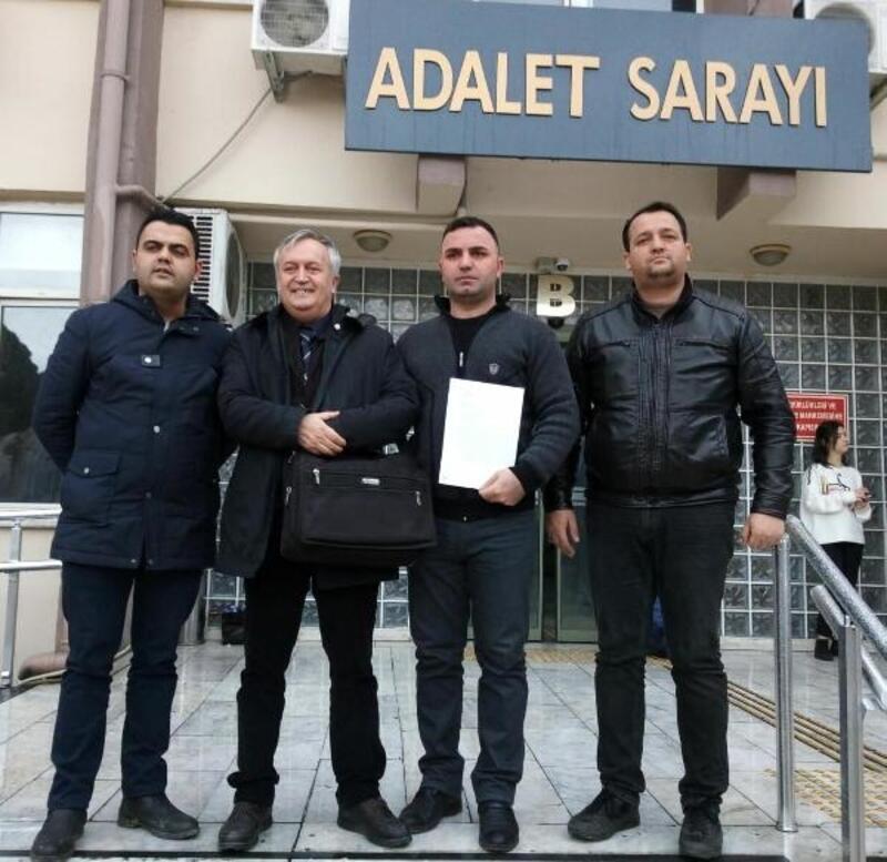 Aydın'da belediyede işten çıkarılan 4 şoför için işe iade kararı