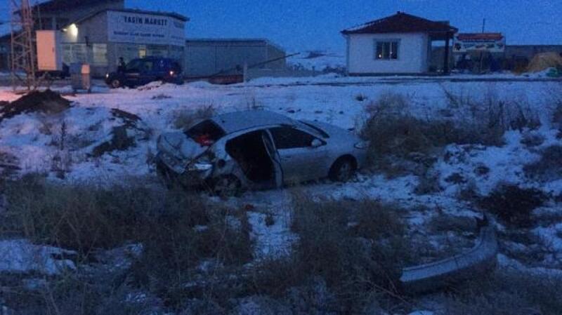 Sorgun'da kaza: 1'i ağır 5 yaralı