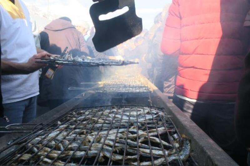 Şebinkarahisar'da kar festivali coşkusu