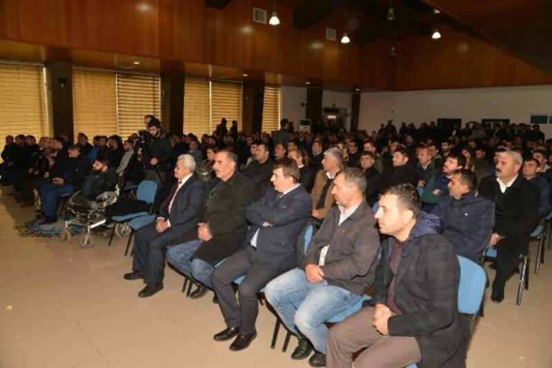 Diyarbakır'da toplu taşıma şoförlerine eğitim