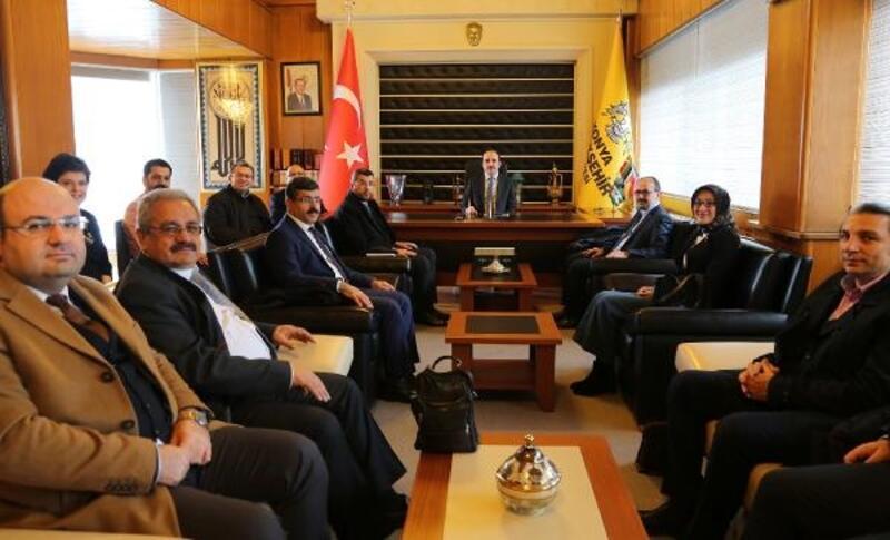 Konya Büyükşehir Belediye Başkanı: 'Konya'yı ortak akılla geleceğe hazırlıyoruz'