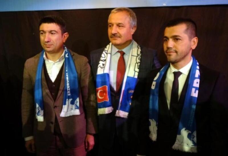 BB Erzurumspor'un yeni başkanı Hüseyin Üneş oldu