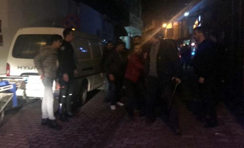 Adıyaman'da iki grup arasında kavga: 4 yaralı, 5 gözaltı