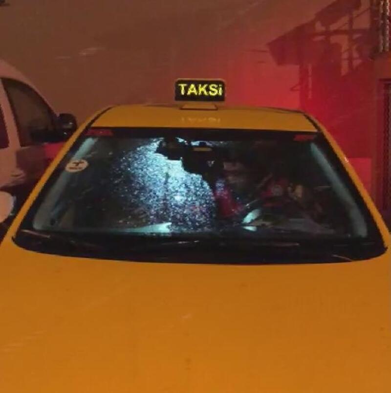 Takside uyuşturucu düzeneği bulundu