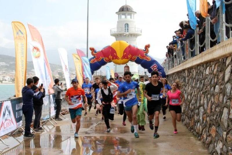 Alanya Ultra Maratonu martta