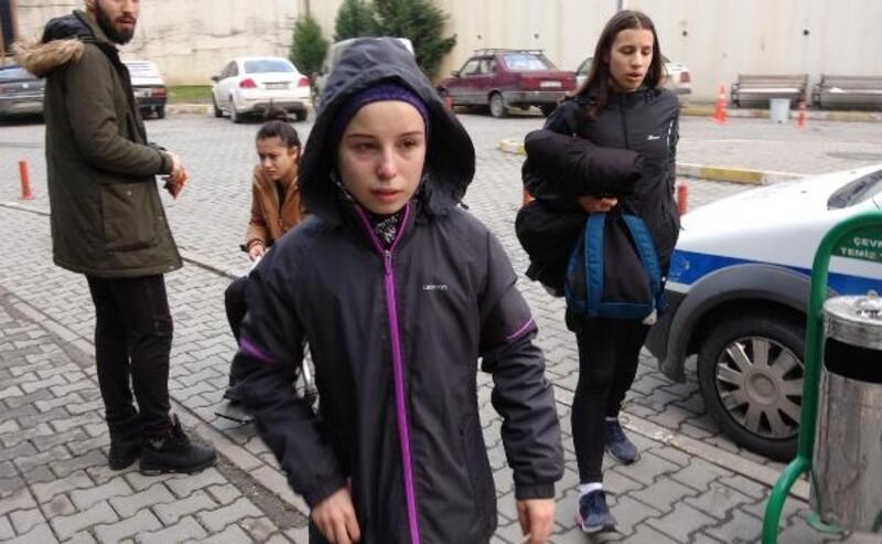 Milli koşucu antrenman yaparken köpeklerin saldırısına uğradı