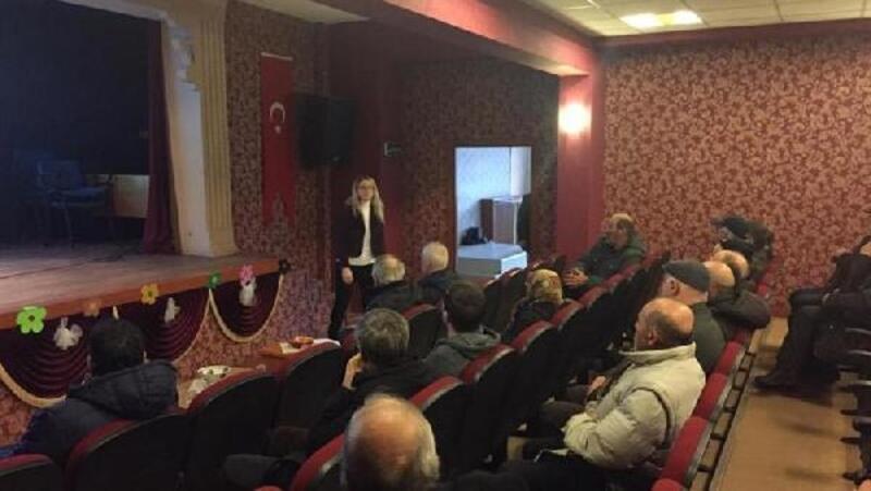 Pınarhisar'da Trakya arısı anlatıldı