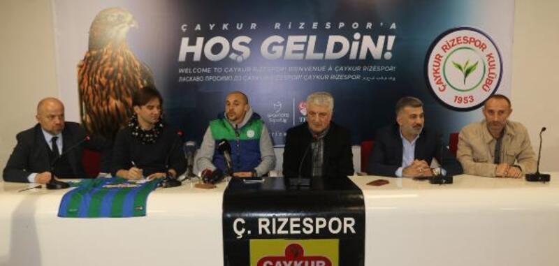 Aatif Chahechouhe Çaykur Rizespor'da