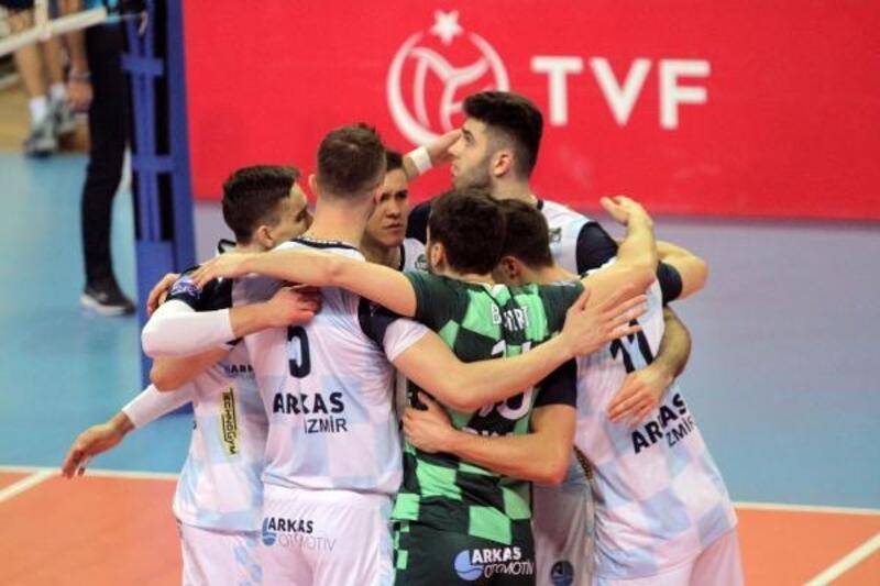 Arkasspor-Arhavi Belediyespor: 3-0