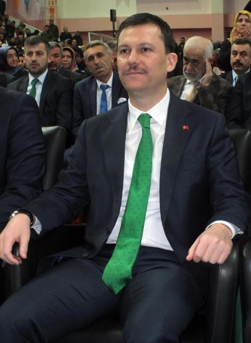 AK Partili Şahin: Karşımızda 16 yıllık kazanımlara göz dikmiş anlayış var