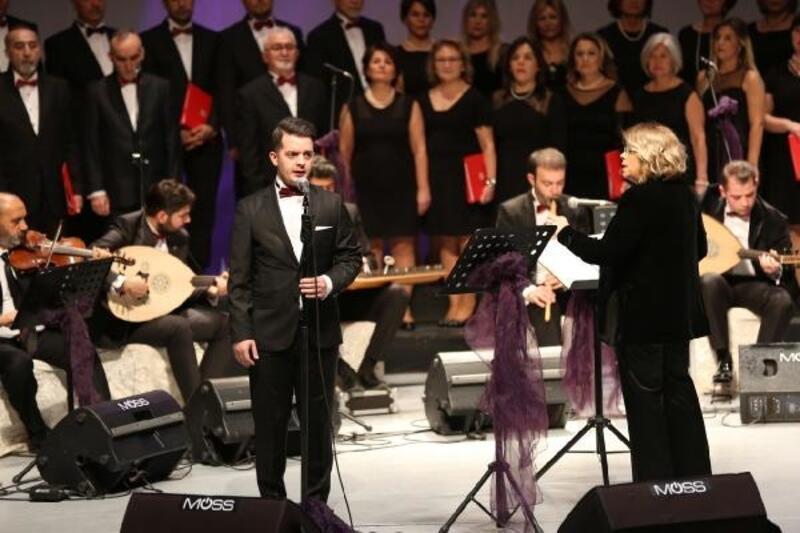 AGÜ'den Türk sanat müziği ziyafeti