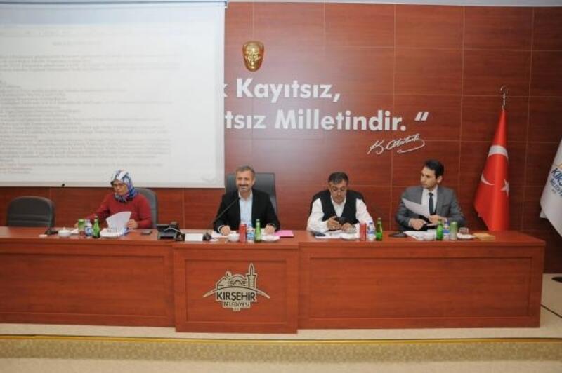 Kırşehir'de suya zam yok