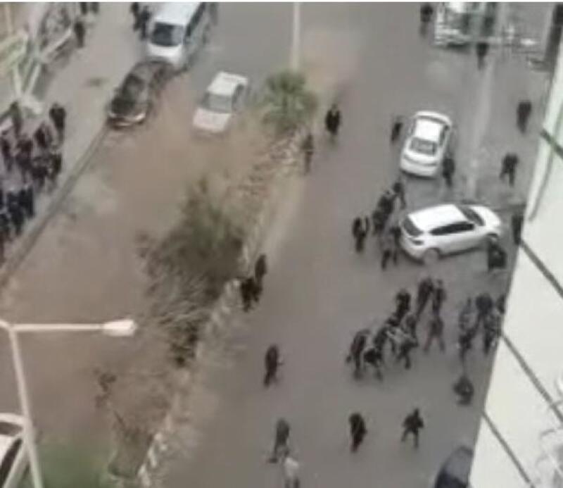 Kızıltepe'de 'park etme' kavgası: 3 yaralı 2 gözaltı