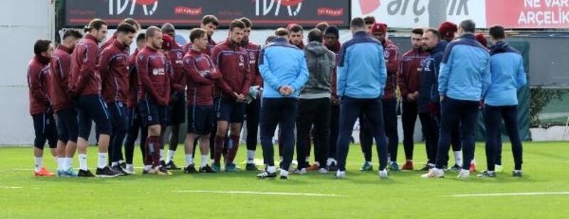 Trabzonspor, Medipol Başakşehir maçı hazırlıklarına başladı