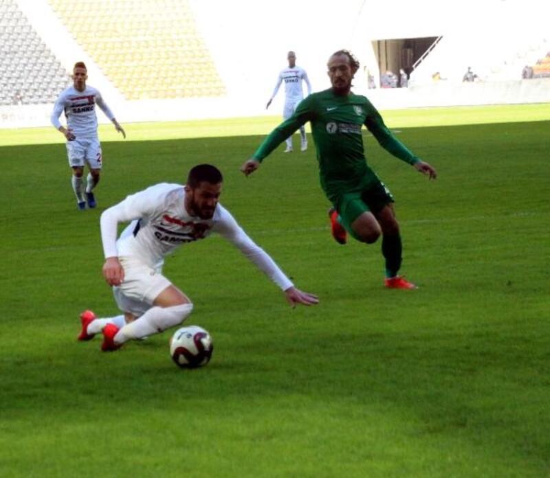 Gazişehir Gaziantep - Denizlispor: 0-1