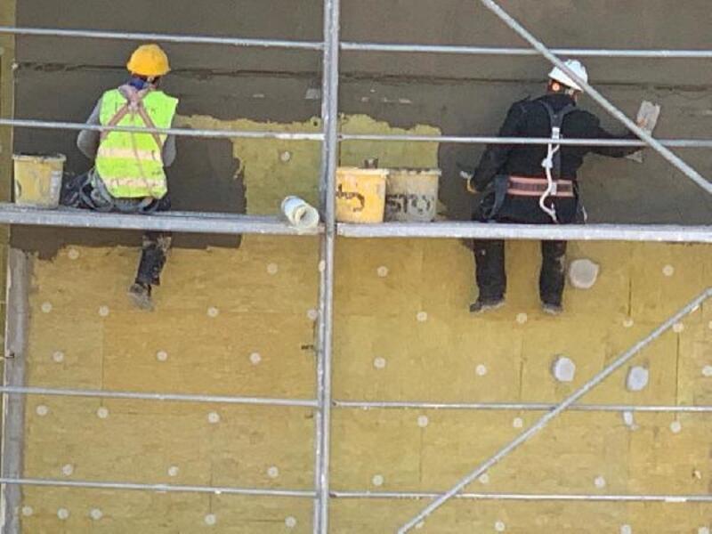 11'nci katta tehlikeyi hiçe saydılar