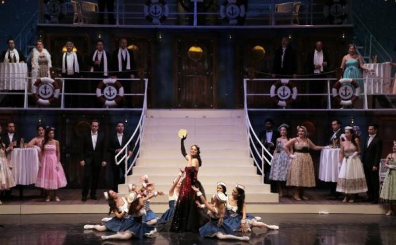 'Çardaş Prensesi' yeniden sahnede