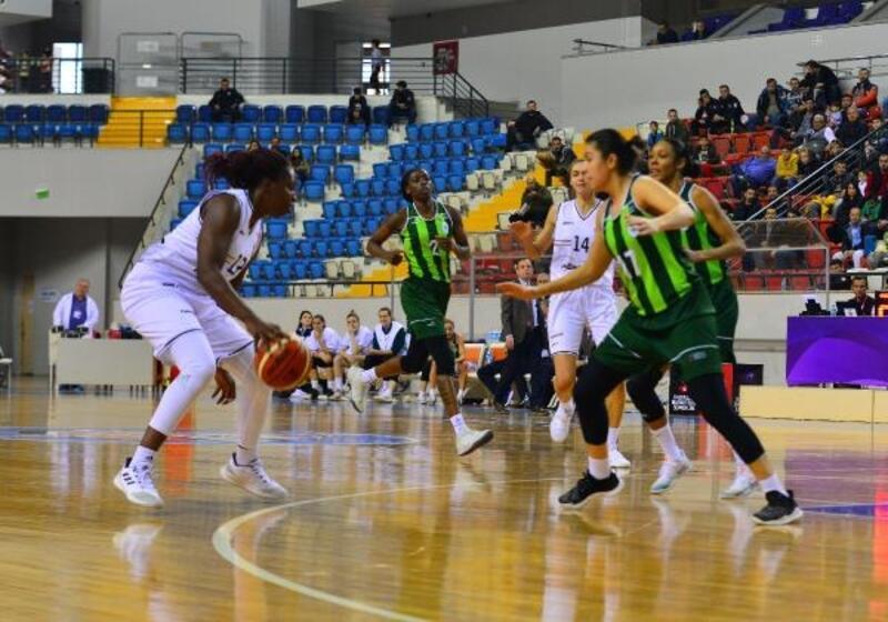Çukurova Basketbol - OGM Ormanspor: 75-62