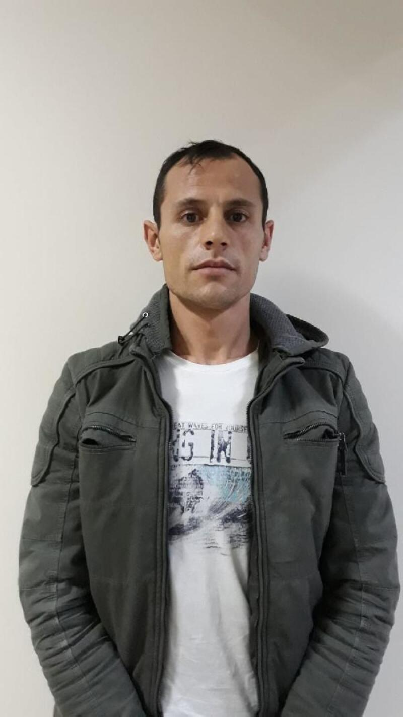 PKK'lı terörist Trabzon'da yakalandı