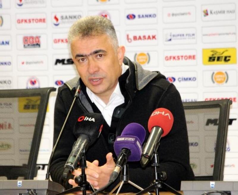Gazişehir Gaziantep-Denizlispor maçının ardından