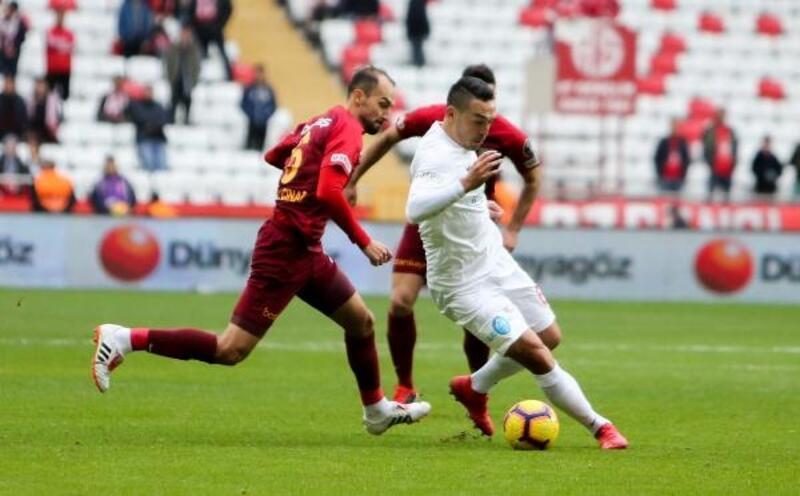 Antalyaspor - Kayserispor
