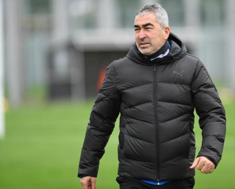 """Samet Aybaba: """"Bizim için iyi bir maç olacak"""""""