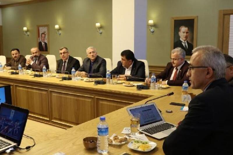 Çay alanında ihtisaslaşacak RTEÜ'de ilk toplantı yapıldı