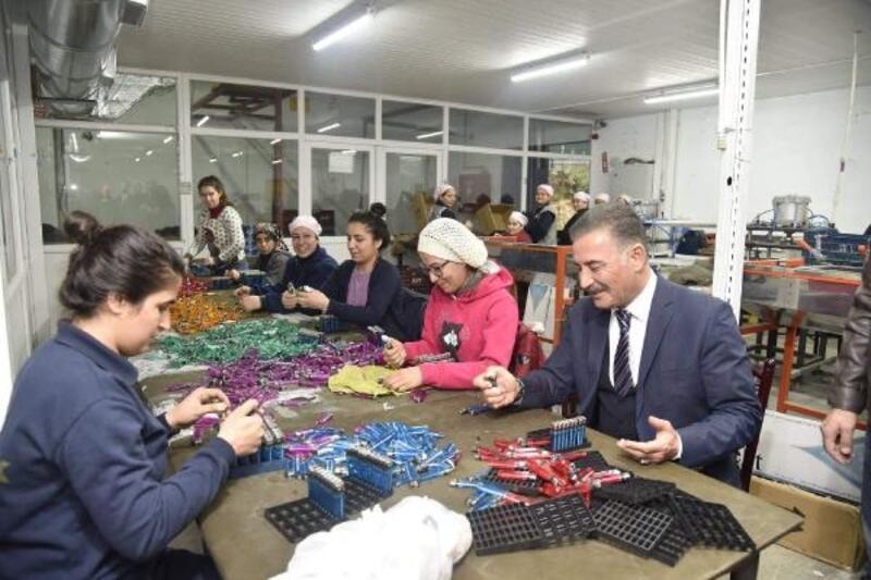 Başkan Tuna: Sanayimizin gelişimini sürdürmesi için çalışacağız