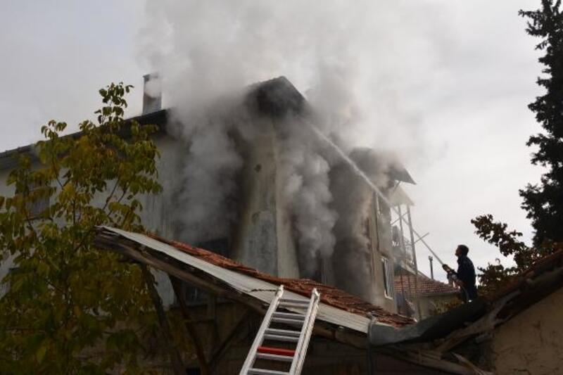 Büyükşehir itfaiyesi 410 olaya müdahale etti