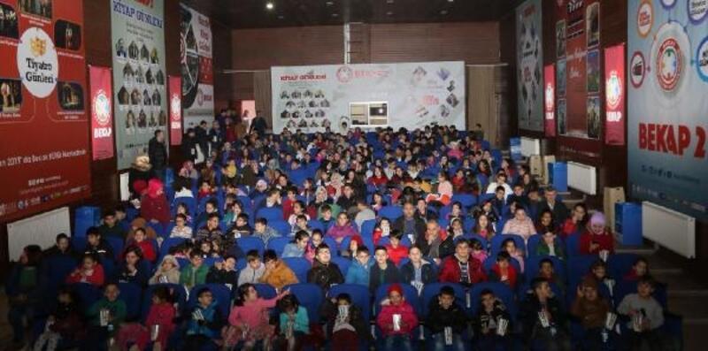 Bucak'ta Sinema Günleri başladı