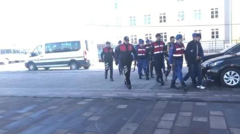 Tekirdağ'da 45 trafodan hırsızlık yapan şüpheliler tutuklandı