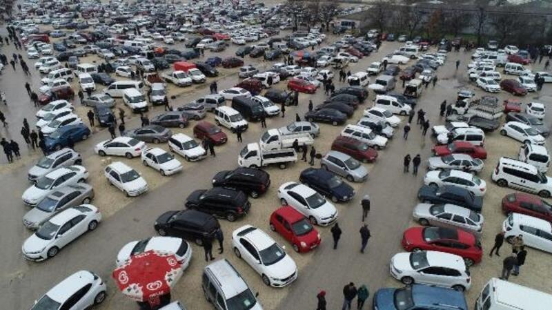 ÖTV indirimi ikinci el oto satışlarını yavaşlattı