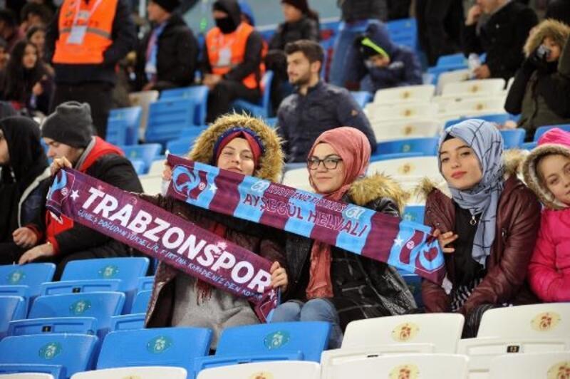 Trabzonspor - Balıkesir Baltok