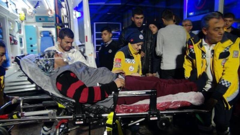 Jeneratörün egzoz gazından 7 işçi zehirlendi