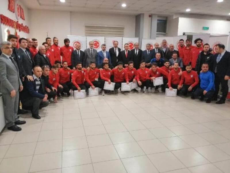 """""""Sporla Kal Sultanbeyli"""" Projesinin tanıtımı yapıldı"""
