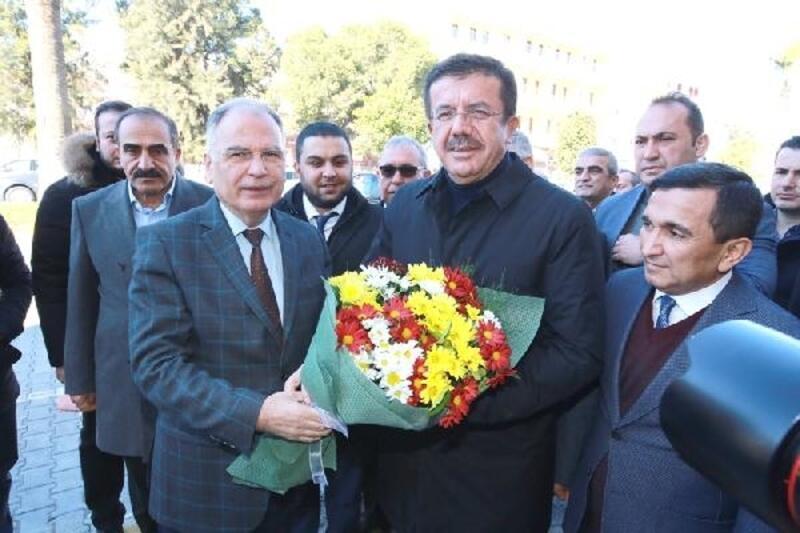AK Parti İzmir Adayı Zeybekci, Selçuk Belediyesi'ni ziyaret etti
