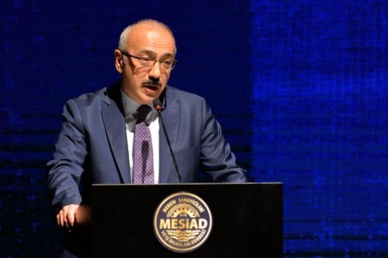 AK Parti'li Elvan: Uluslararası norm ve standartların dikkate alınmadığı bir dünya izliyoruz