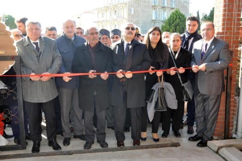Şehit polis Fethi Sekin'in adı Didim'deki polis merkezine verildi