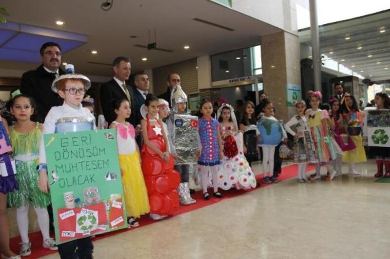 Balçova'da Sıfır Atık Sergisi düzenlendi