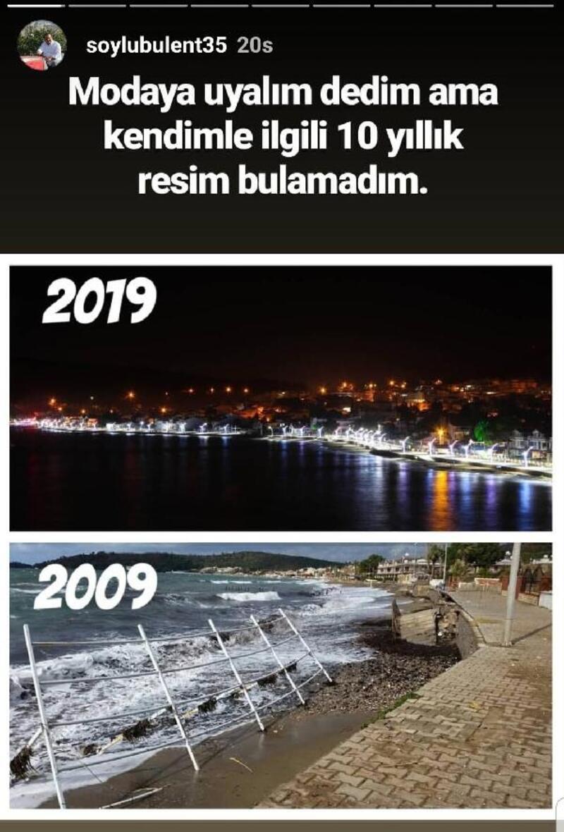 Başkan Soylu'dan 10 yıl akımına farklı bakış