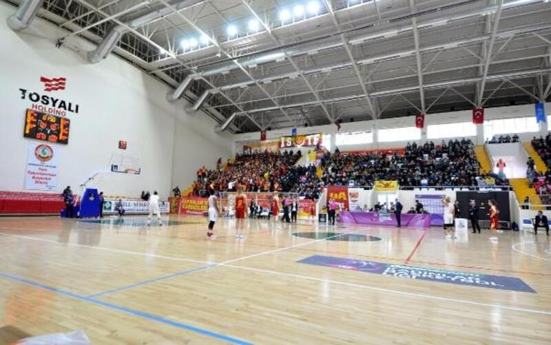 Osmaniye'de bu spor salonu 7/24 açık olacak