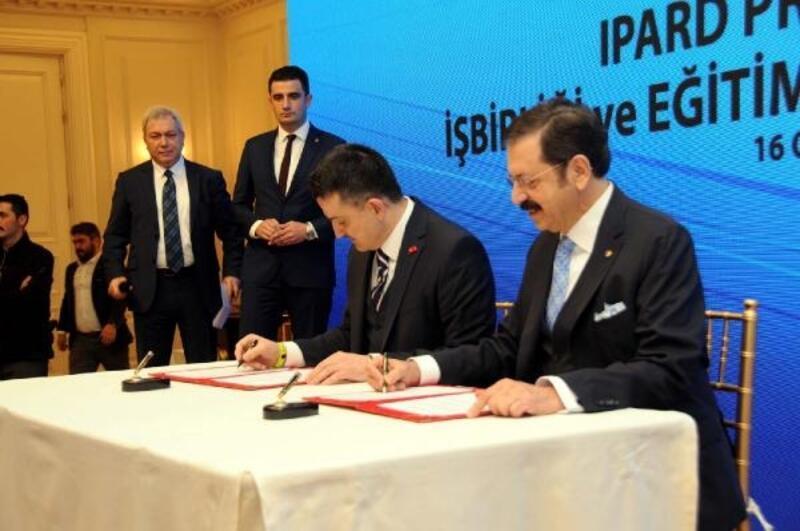 Bakan Pakdemirli: IPARD programı kapsamında 3,8 milyar lira hibe desteği sağladık