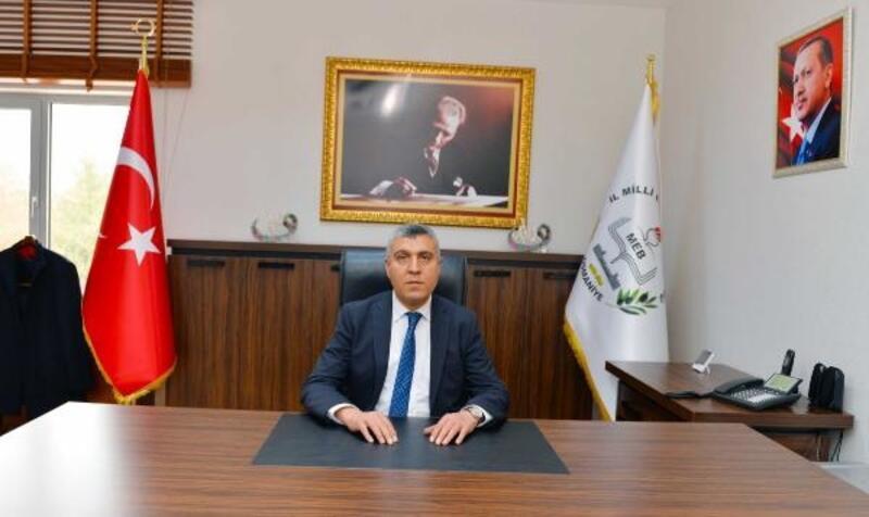 Osmaniye İl Milli Eğitim Müdürü Albak, görevine başladı