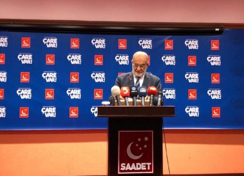 Karamollaoğlu: Türkiye bu tarz tehditlere boyun eğecek bir ülke değildir