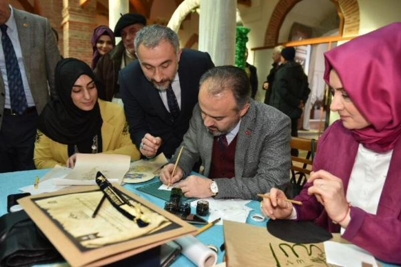 Bursa'da 600 yıllık Muradiye Medrese'si müze olarak hizmette