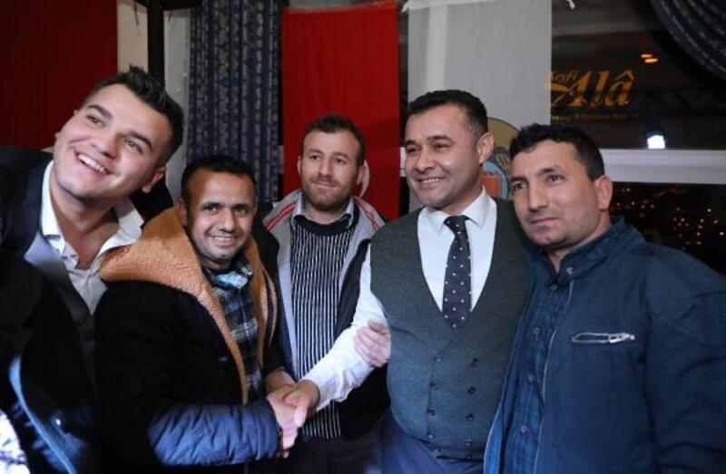 Başkan Yücel vatandaşlarla buluştu