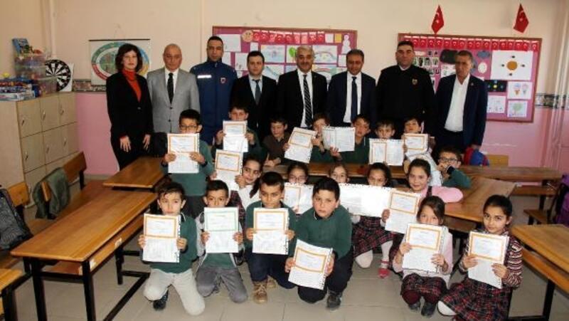 Burdur'da 43 bin öğrenci karne aldı